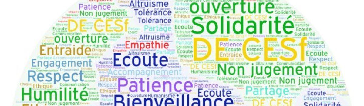 Diplôme d'état de Conseiller en Economie Sociale  Familiale  (DE CESF)