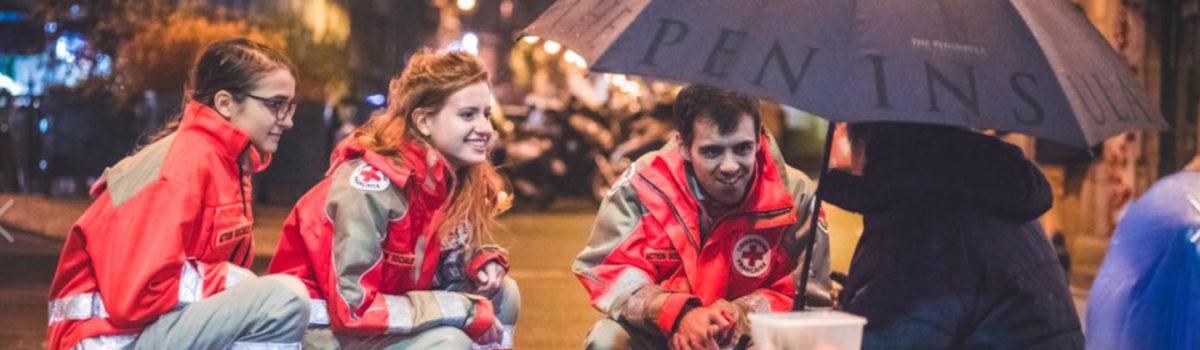 Croix rouge | S'informer, s'investir et devenir bénévole